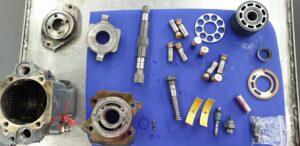 Pompa hydrauliczna jako podstawowy budulec maszyn hydraulicznych